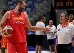 """Sergio Scariolo: """"Ekipa z manj talenta mora več truda vložiti v taktiko"""""""