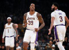 Lakersi so si oddahnili, Howard bo igral!