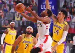 Lakersi z najslabšo ofenzivo v sezoni