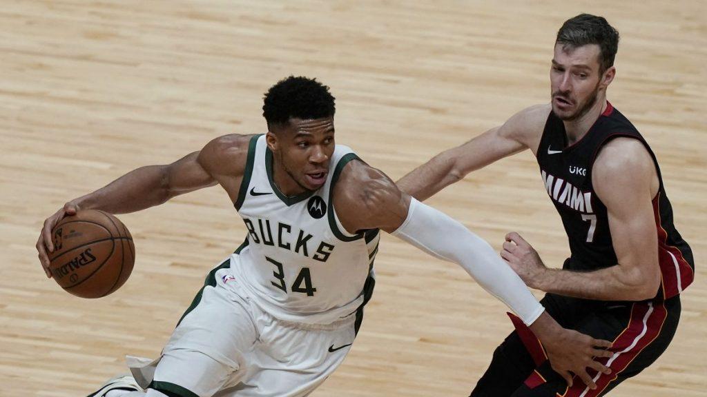 Miami Heat proti Milwaukee Bucks