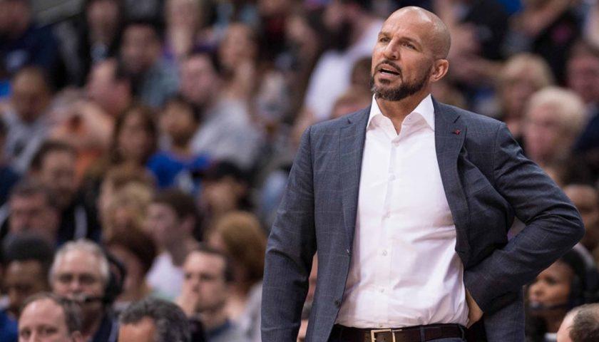 Jason Kidd kot novi trener Dallasa