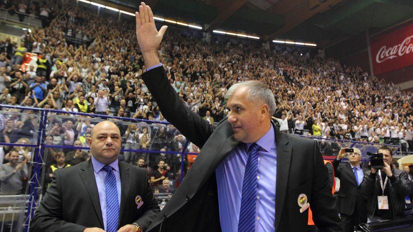Obradović se vrača na klop Partizana