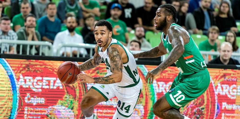 Dallas Moore prihaja v Partizan