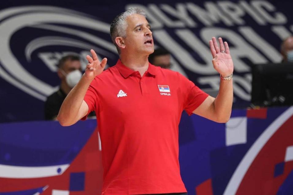 Igor Kokoškov je spregovoril o težavah Srbije