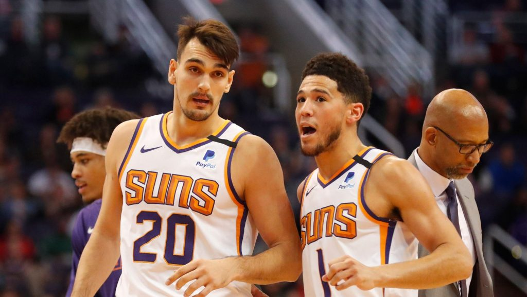 Phoenix Sunsi so ostali brez Daria Šarića