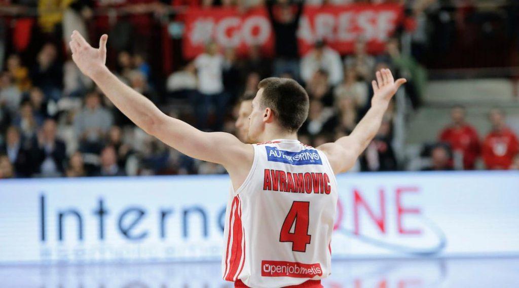 Srbski reprezentant Avramović je nova okrepitev Partizana