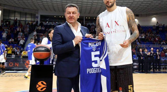 Vladimir Micov ponovno za Budućnost