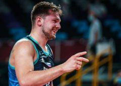 Dončić po zgodovinski olimpijski zmagi: Rad imam vlogo zvezdnika