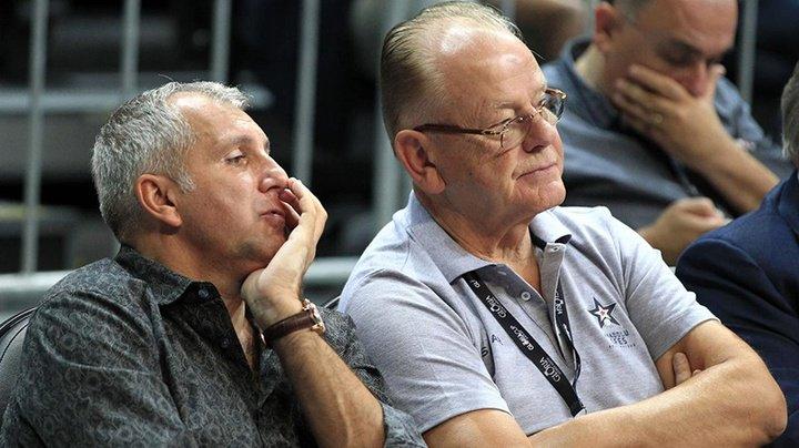 Dušan Ivković in Željko Obradović