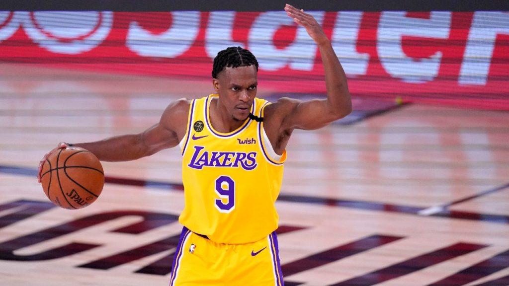 Rondo ponovno v Lakerse