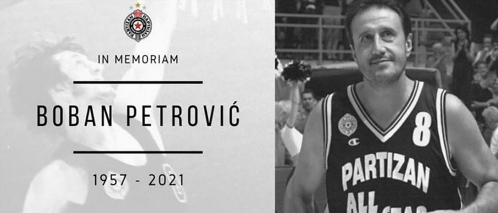 Umrla legenda jugoslovanske košarke Boban Petrović