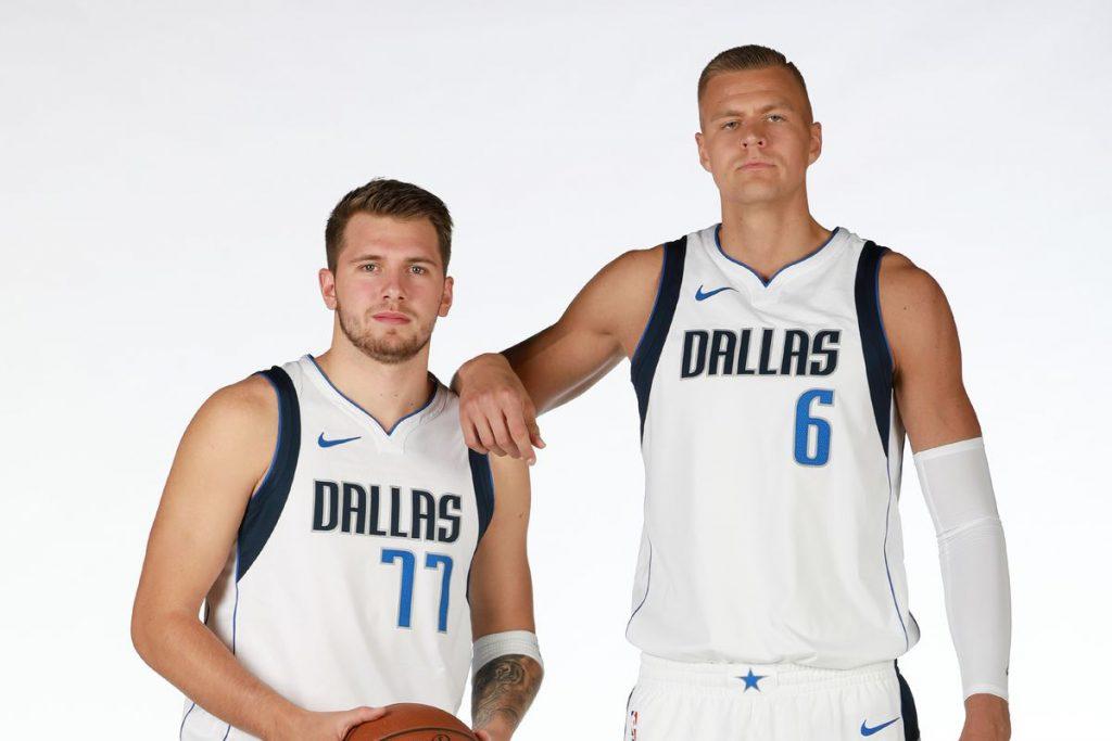 Dallasov dvojec navdušuje
